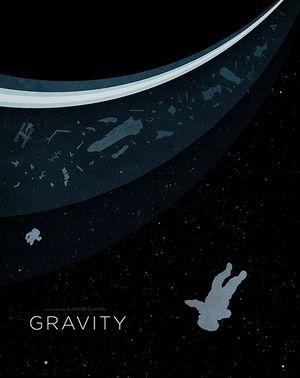 Gravity Cartoon style