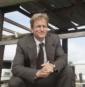 Woody Harrelson in HBO's True Detective