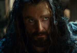 Thorin Oakenshield back as well
