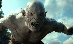 Orc Azog coming atya!