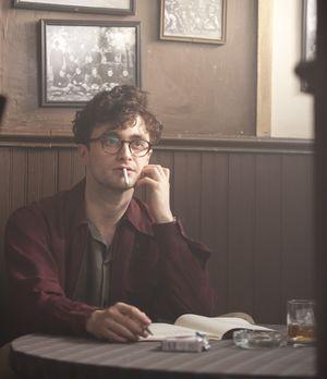 Daniel Radcliffe vintage sloppy cigarette