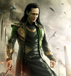 Loki, Thor: The Dark World art