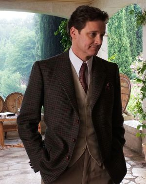 Colin Firth in Magic In The Moonlight