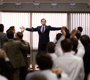 Leonardo DiCaprio inspires his workers