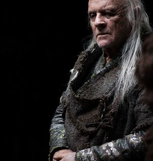 Anthony Hopkins as Methuselah