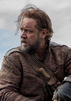 Russel Crowe in Darren Aronofsky's Noah