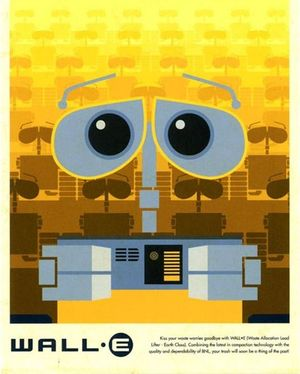 Wall-E - A Brighter Future