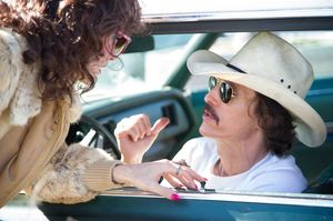 McConaughey picks up Leto