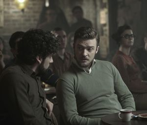 Justin Timberlake, Inside Llewyn Davis