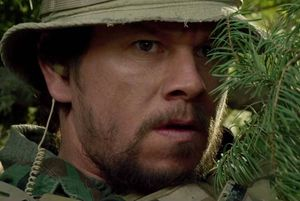 Mark Wahlberg close-up Lone Survivor