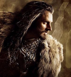 Thorin back for the dragon