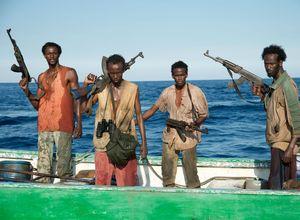 Angry gunmen at sea