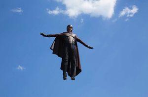Erik Lehnsherr transforms into Young Magneto