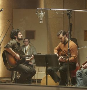 Recording music, Inside Llewyn Davis