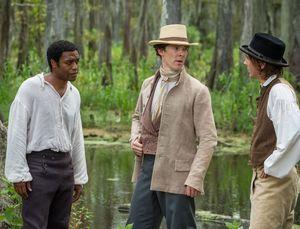 Ejiofor, Cumberbatch and Dano