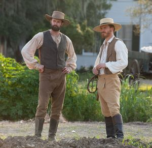 Fassbender cowboy style, 12 Years A Slave