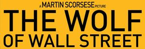 The Wolf of Wall Street yellow logo