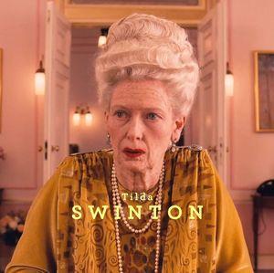 Tilda Swinton in The Grand Budapest Hotel