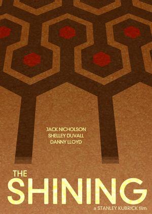 Minimal Poster: The Shining