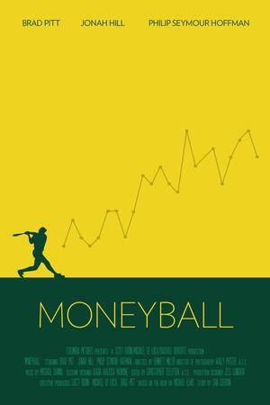 Minimal Poster: Moneyball