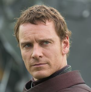 Fassbender as Magneto in X-Men: Days of Future Past