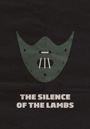 Minimal Poster: The Silence Of The Lambs