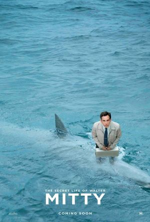Poster #2 for The Secret Life Of Walter Mitty