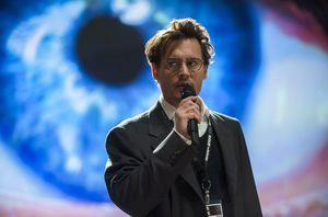 Johnny Depp as Dr. Will Caster