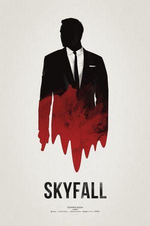 Minimal Poster: Skyfall