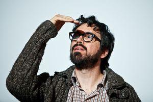Computer Chess director Andrew Bujalski