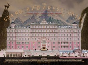 Best Posters Of 2013: The Grand Budapest Hotel