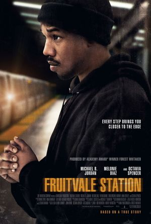 Michael B Jordan as Oscar Grant