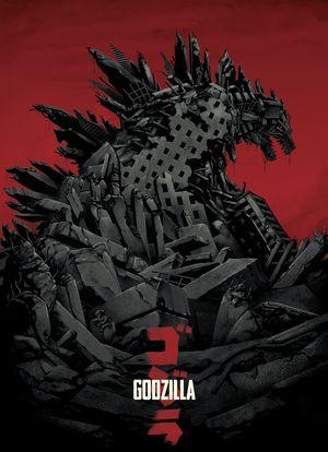 Teaser poster for Godzilla
