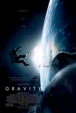 Best Posters Of 2013: Gravity