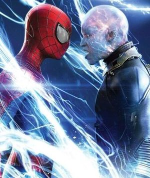 Peter Parker vs. Electro in The Amazing Spider-Man 2