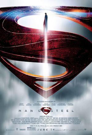 Best Posters Of 2013: Man Of Steel