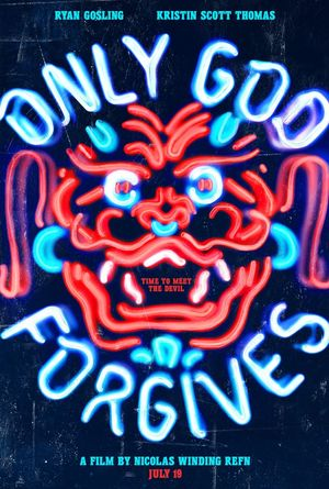 Best Posters Of 2013: Only God Forgives
