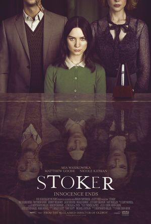 Best Posters Of 2013: Stoker