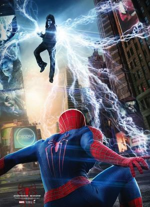 New Poster for The Amazing Spider-Man 2