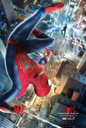 Second New Poster for The Amazing Spider-Man 2