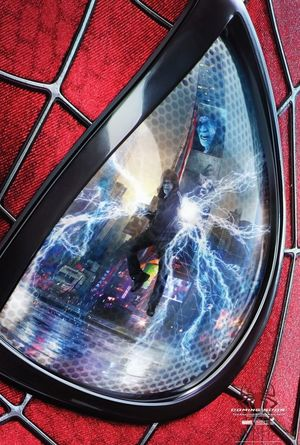 Third Poster for The Amazing Spider-Man 2