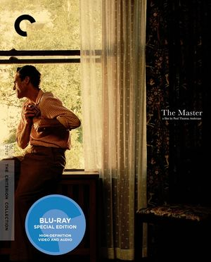The Criterion Collection - The Master - Cover Design #1