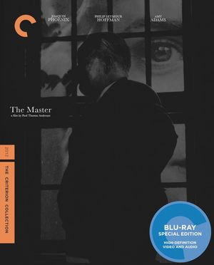 The Criterion Collection - The Master - Cover Design #2