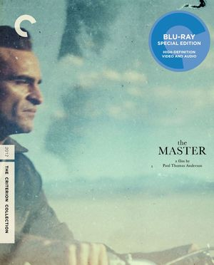 The Criterion Collection - The Master - Cover Design #3