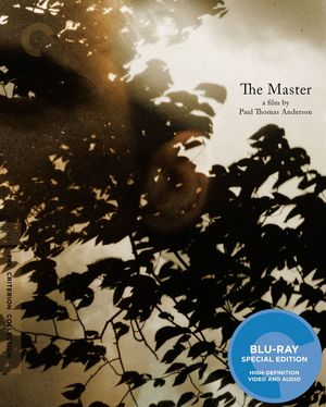 The Criterion Collection - The Master - Cover Design #4