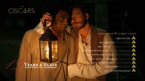 12 Years a Slave nominated for 9 Academy Awards