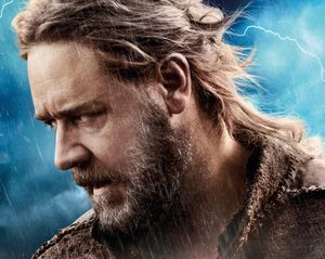 Russell Crowe, thunder, Noah