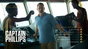 Captain Phillips nominated for 6 Academy Awards