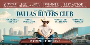 Dallas Buyers Club in UK cinemas today!