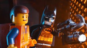 Lego Batman steals the show in The LEGO Movie